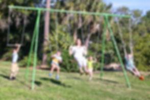 StarSwinger Swing Set