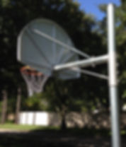 Adjustable Basketball Backboards