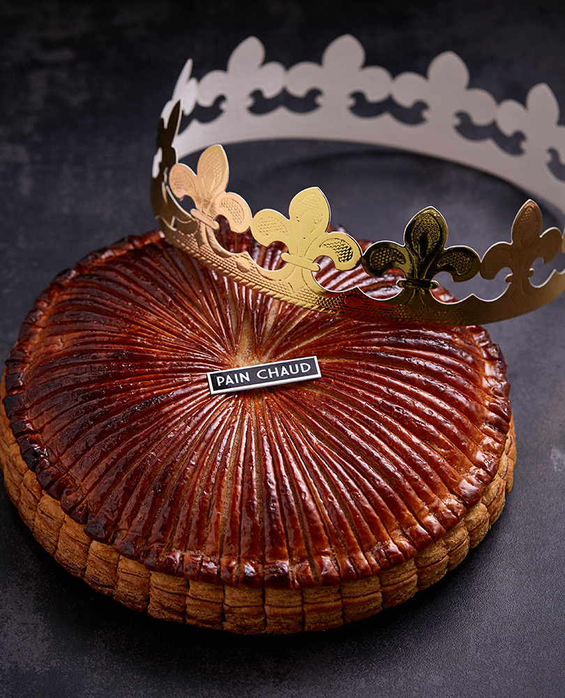 "King's Pie In France, on January 6th every year (the Epiphany: a festival to celebrate the birth of Jesus), The King's pies are displayed in the bakery shop windows. ""Galette des Rois"", French for King's Pie is traditionally sold in most bakeries during the month of January."