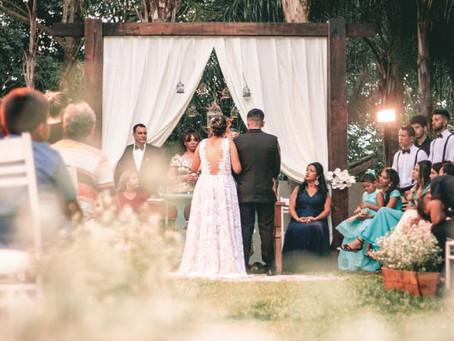 Como fazer um casamento inter-religioso