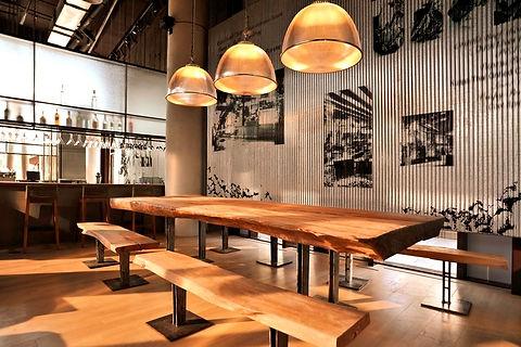ダイニングバー・バル・bar・カウンターバーの店舗デザイン、設計施工、内装・外装工事はお任せください。大阪・京都・奈良・神戸・兵庫・名古屋・東京