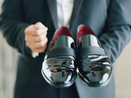 Sapato do Noivo: como escolher