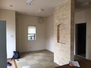 京都の美容室工事