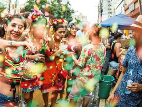 A melhor maneira de curtir o Carnaval!