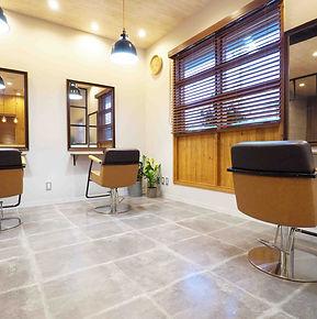美容室・美容院・サロン・理容室の店舗デザイン・内装デザイン・内装工事・店舗設計の施工事例、施工実績紹介。リフォーム・リノベーションもお任せ。 美容室が得意。美容室の開業はミィデザインにお任せ下さい。