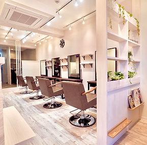 美容室・理容室・サロンの店舗デザイン、設計、内装、デザイン、内装工事実績紹介。施工 リフォーム・リノベーションもお任せ下さい。おしゃれ内装、激安工事、格安工事。