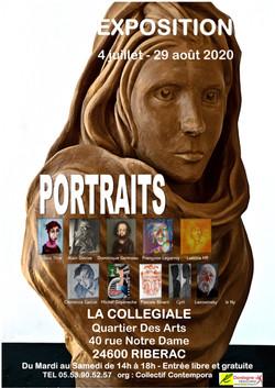 Portraits,Ribérac2020