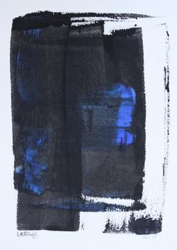 Noir-bleu