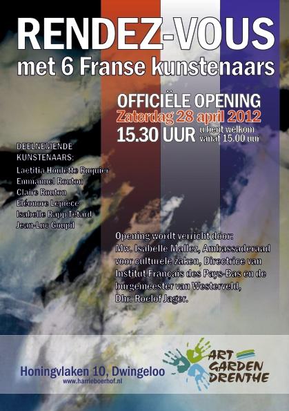 Franse kunst in Drenthe