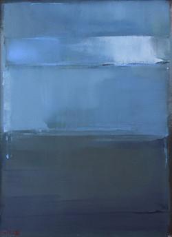 bleu, gris, blanc