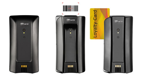Orderman7 Kundenkarte Scanner