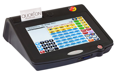 QTouch10, RKSV & Drucker