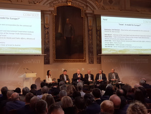 Vienna Congress com.sult 2020 im Haus der Industrie