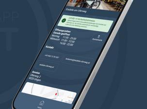 Gast App - Gästeregistrierung am Smartphone