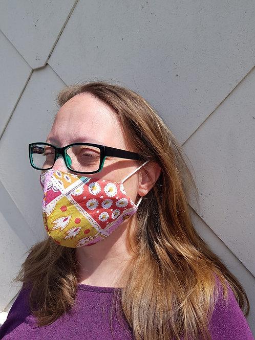 Gesichtsmaske XL genäht