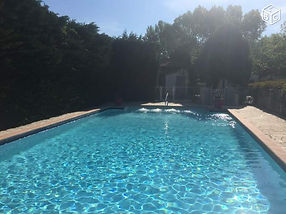 Piscine camping Beaucaire - Camping Lou Vincen