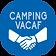 Logo Camping vacaf