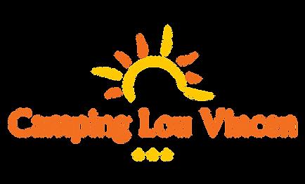 Logo camping lou vincen dans le Gard, Beaucaire