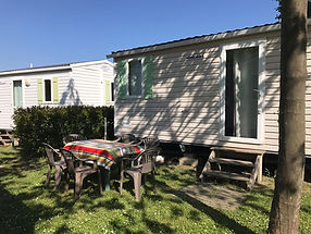 Mobil-home camping Beaucaire - Camping Lou Vincen
