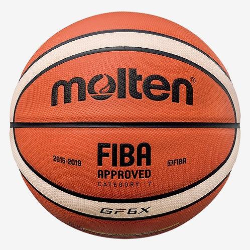 Balón para Básquetbol N° 6 - Oficial FIBA