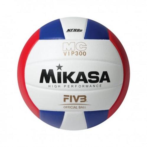 Balón de voleibol para sala HIGH PERFORMANCE - Blanco con azul
