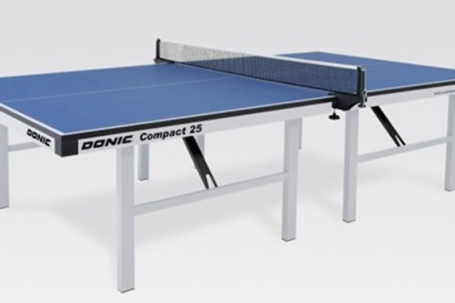 "Mesa para Tenis de Mesa ""Donic Compact 25"""