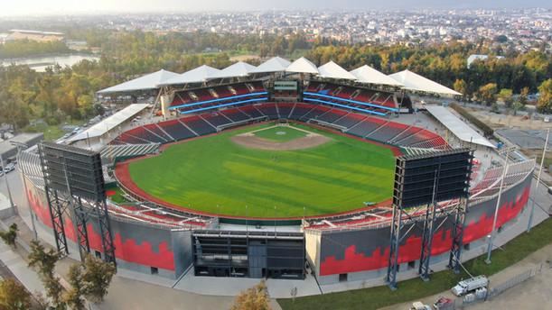 Estadio Alfredo Harp Helú - Diablos Rojos del México