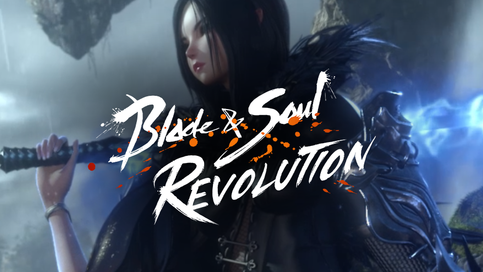 Blade & Soul Revolution Pre-Register! March 18th Release!