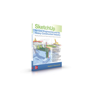 Book Publishing - SketchUp for Civil Engineering and the Heavy Construction Industry