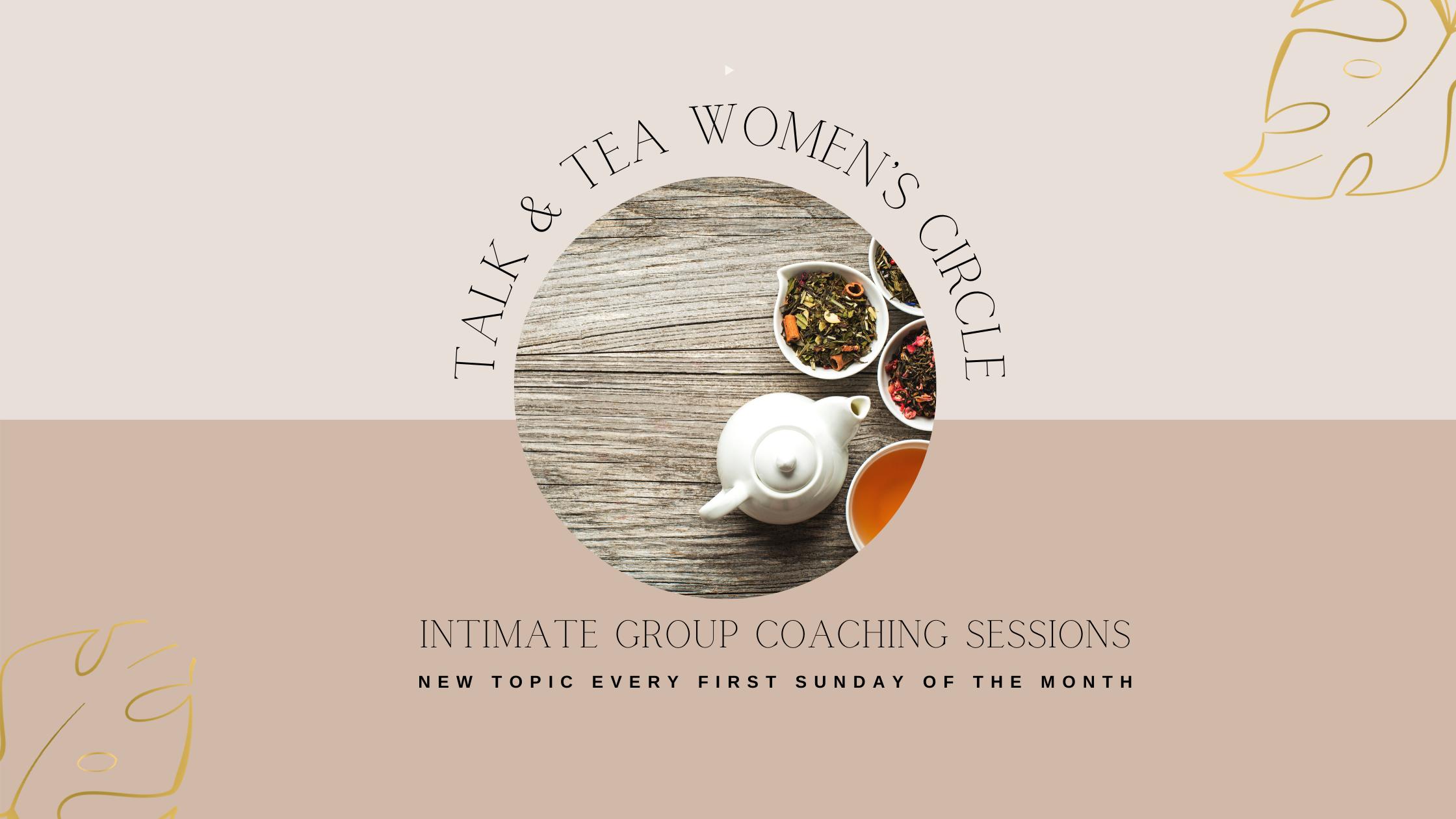 Talk & Tea Women's Circle