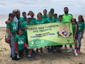 ¡Exitosa la limpieza de Costa de Tropical Beach en Naguabo!
