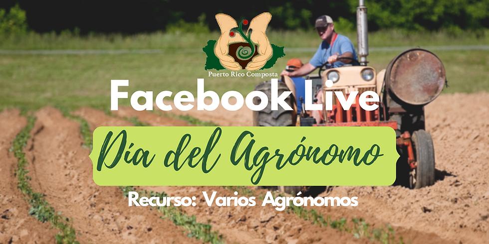 Facebook Live: Día del Agrónomo