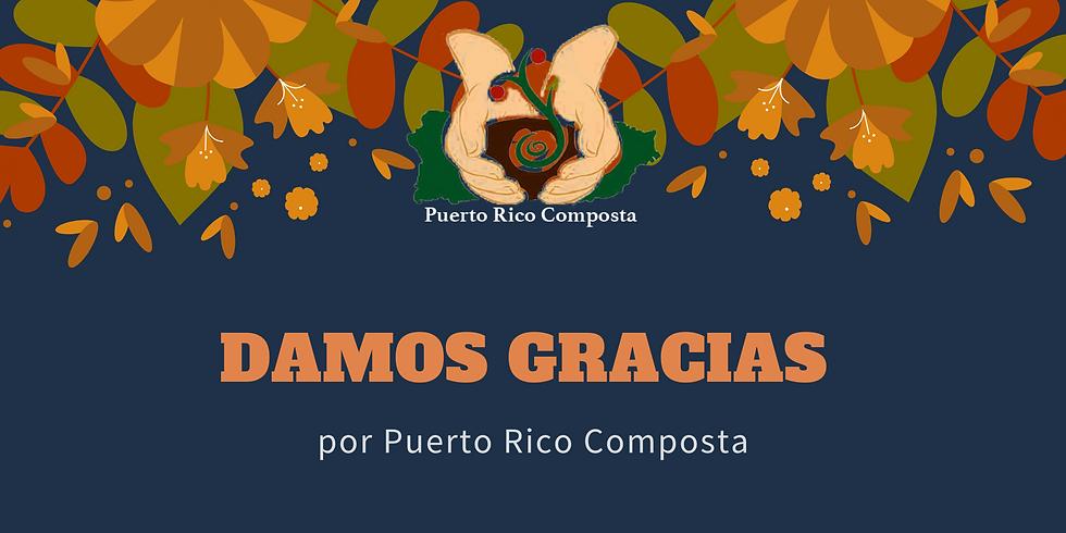 Damos Gracias por Puerto Rico Composta