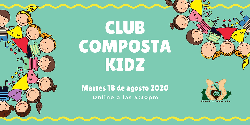 Club Composta Kidz - Agosto