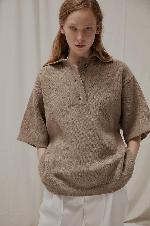 Bege Sweater