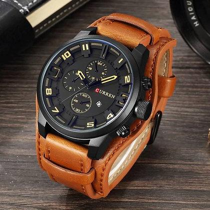 Reloj Curren Cuero
