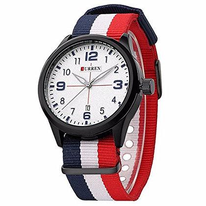 Reloj Curren Nylon