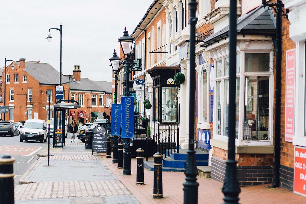 Birmingham's Historic Jewellery Quarter