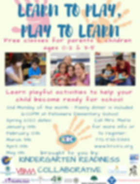 Learn to Play _ Fellsmere _ Spring 2020