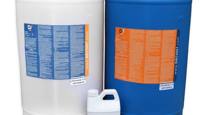 30 Gallon D7 Multi-Use Disinfectant / Decontaminant
