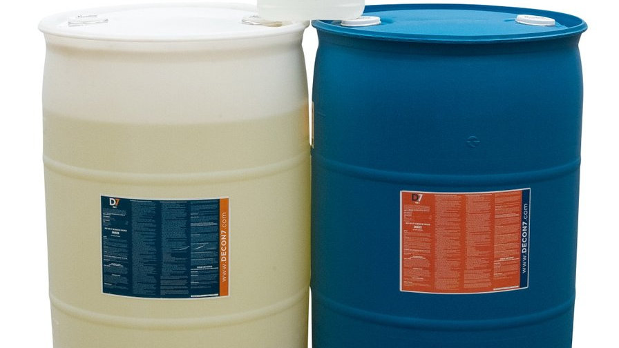 (YMCA) Refill 100 Gallon D7 Multi-Use Disinfectant / Decontaminant