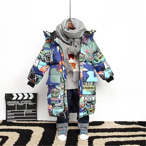 Urban Jackets for Boys