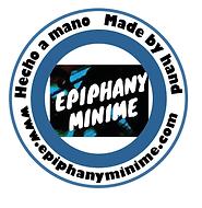 Etiqueta hecho a mano- Epiphany Minime