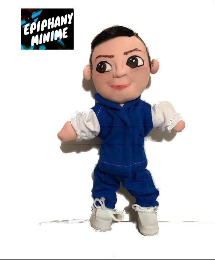 Muñecos personalizados - SElfiedoll- Epiphany Minime