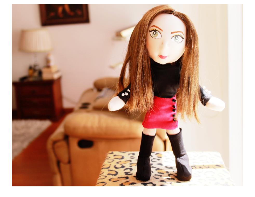 niña_bonita: Muñecos personalizados - SElfiedoll- Epiphany Minime