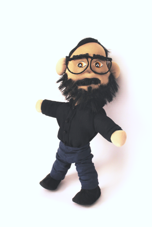 minime- puppet- personalize- customize