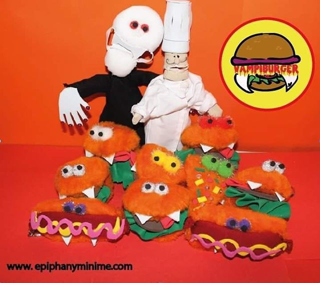 Vampi hamburguesas - Vampi Burgers_🤡🥤?