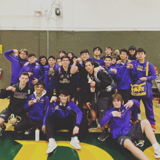 Tokay places 2nd@TCAL tournament and finishes 3rd in League