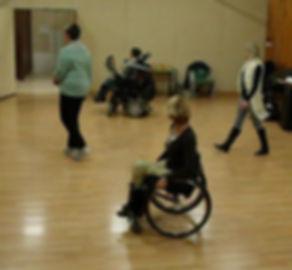 accueil danse PMR handidanse handicap senior société