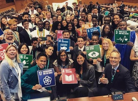 How to introduce the SDGs to young learners – Testimony from an Ambassador